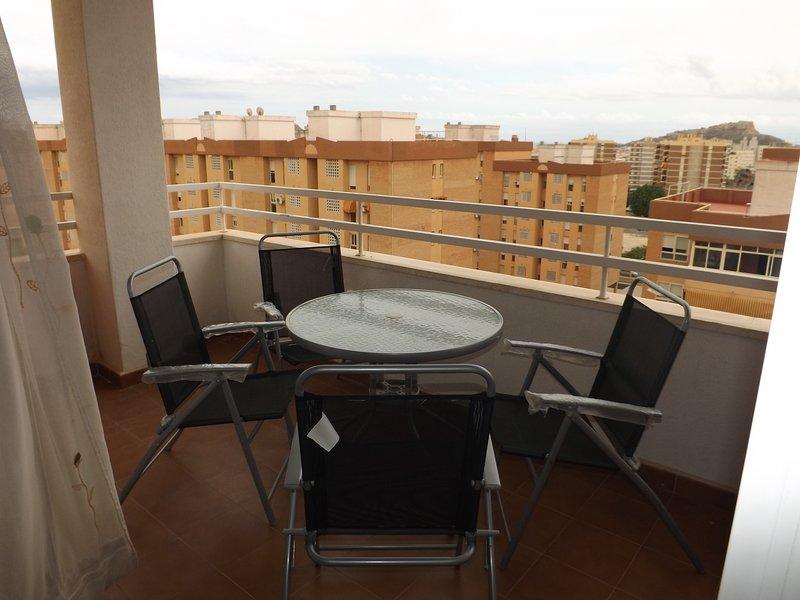 Apartamento Alicante, aluguéis de temporada em Benimantell