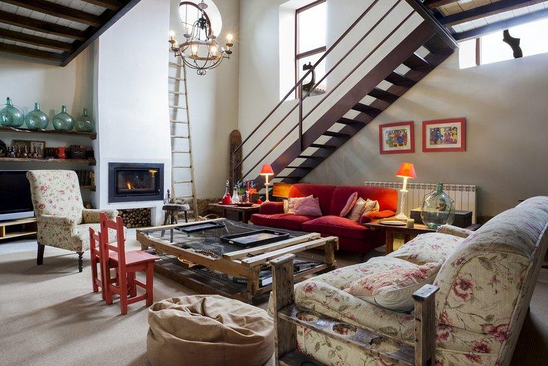 Casa Grande - 'La Madrigata', vacation rental in Las Medulas