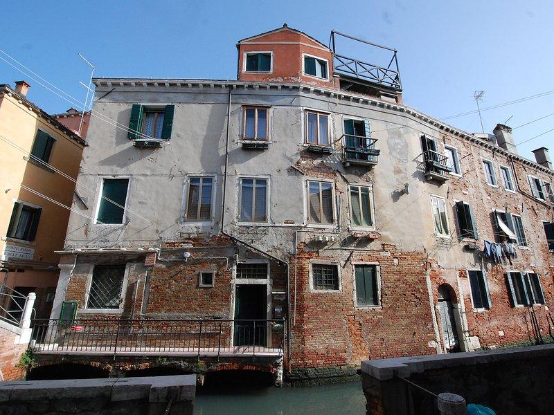 Fondamenta del Rielo, holiday rental in Lido di Venezia