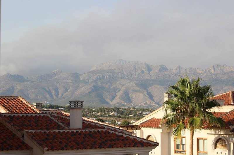 Apartment Reyezuelo Albir, holiday rental in El Albir