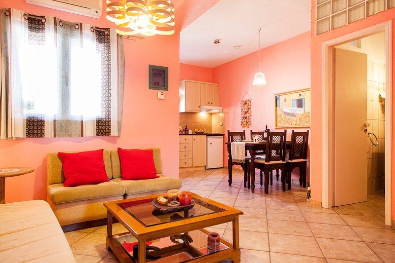 Alkmene - The impressive Lilac Suite, vacation rental in Agia Efimia
