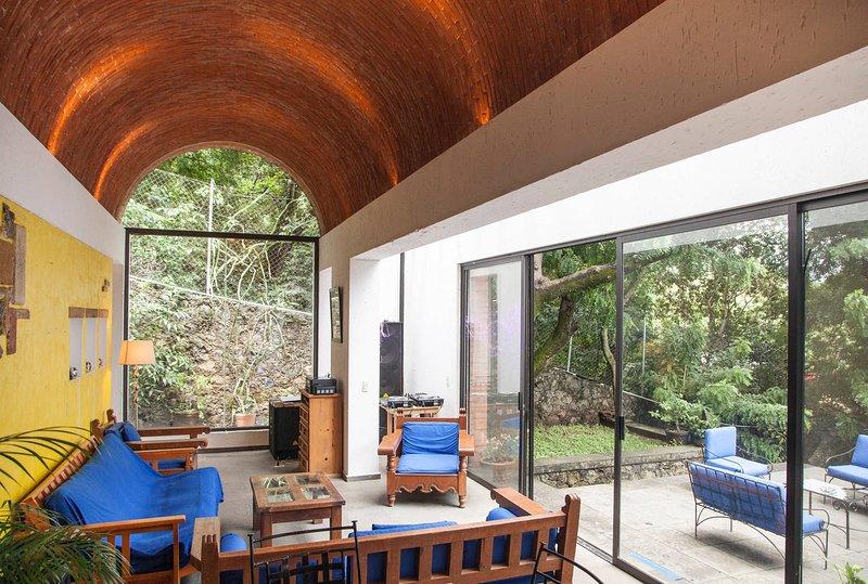 Casa de las Velas, holiday rental in Yautepec