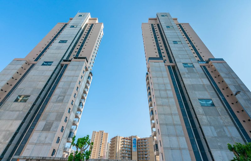 Apartamentos Platinum_Benidorm_Wifi_Seaview, location de vacances à Benidorm
