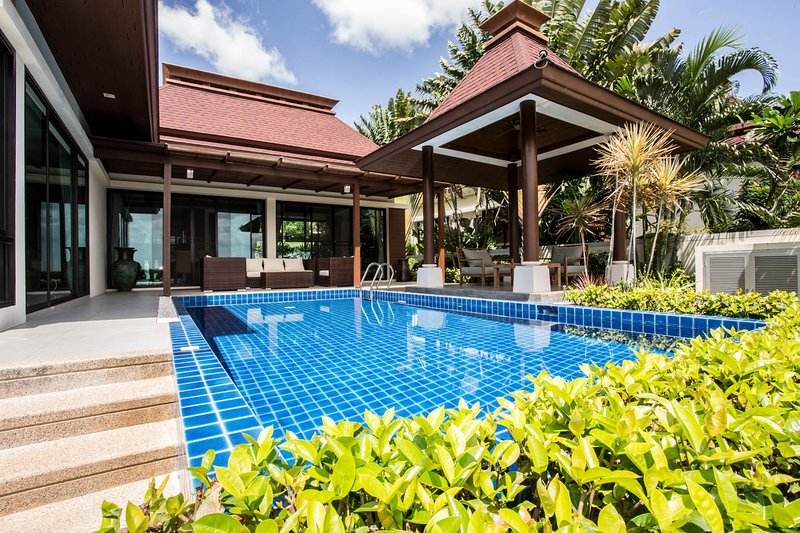 Sea View Nature Pool Villa – semesterbostad i Hua Hin