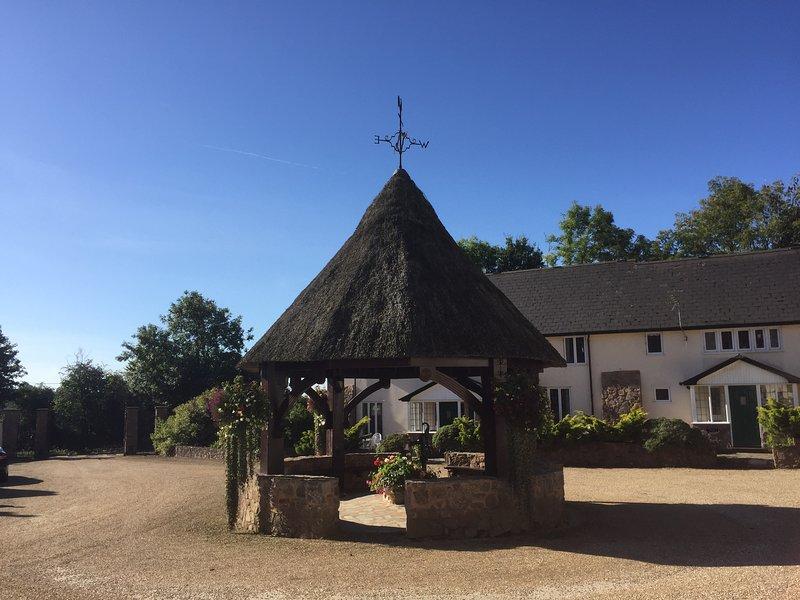 Rosemary Cottage is een grote 3 slaapkamers diervriendelijke landelijk gelegen binnen 3 acres van eigen grond.