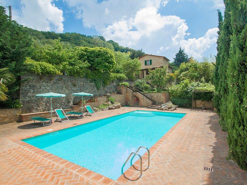 Le Pergole, casa vacanza a Montaperti