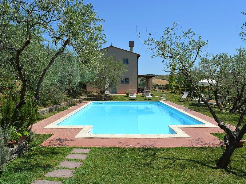 Fiammetta, Ferienwohnung in Castelfiorentino