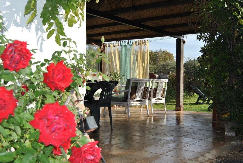 Pretty House, holiday rental in Siliqua