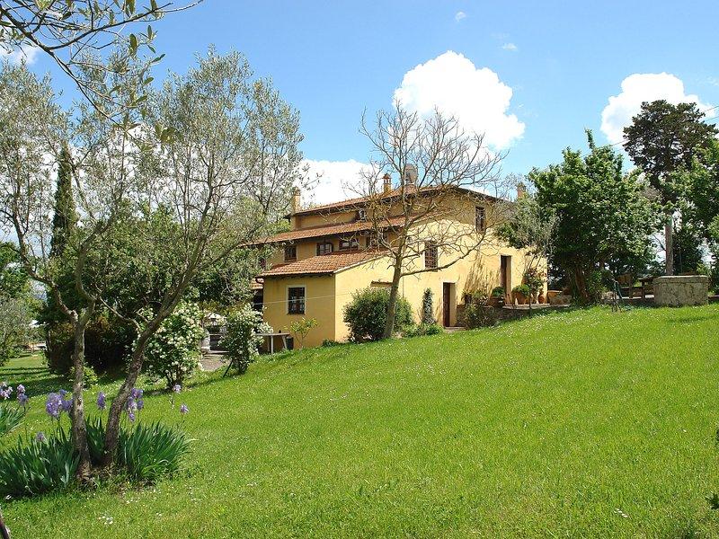 Il Cielo, holiday rental in San Gimignano