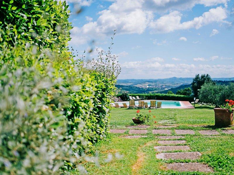 Linari, alquiler de vacaciones en Pancole
