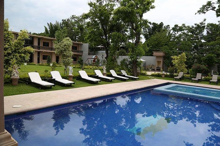 HACIENDA LOS CASCABELES  - PAZ, TRANQUILIDAD, NATURALEZA, holiday rental in Tuxtla Gutierrez