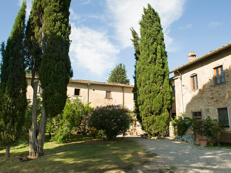 Il Poggio, holiday rental in San Michele a Torri