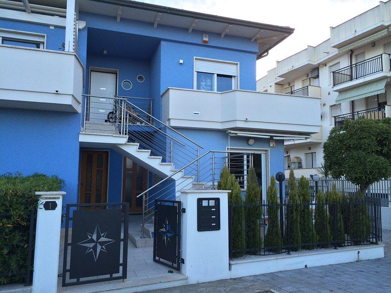 Casa Sergio  Roseto Degli Abruzzi - Vista Mare, vacation rental in Province of Teramo