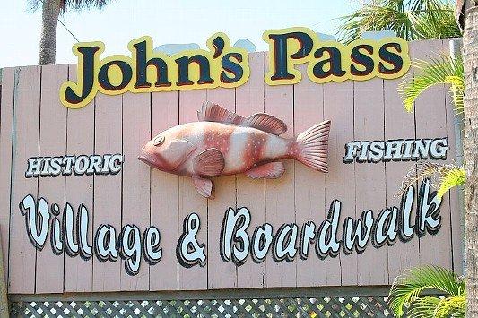 Pass John historique et toutes les activités / Shopping Half Mile Promenade du Nord.