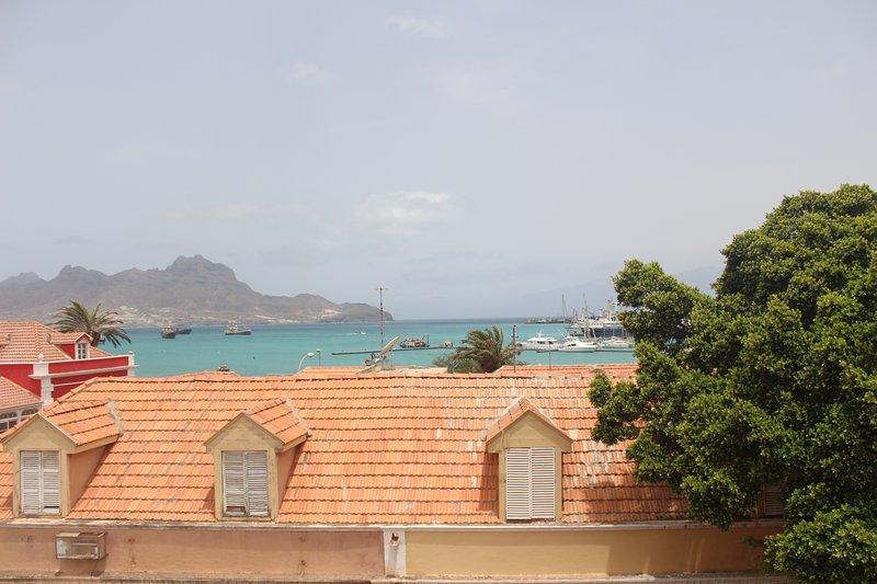 Cara vista monte desde la terraza