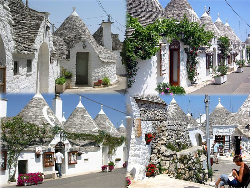 Alberobello City