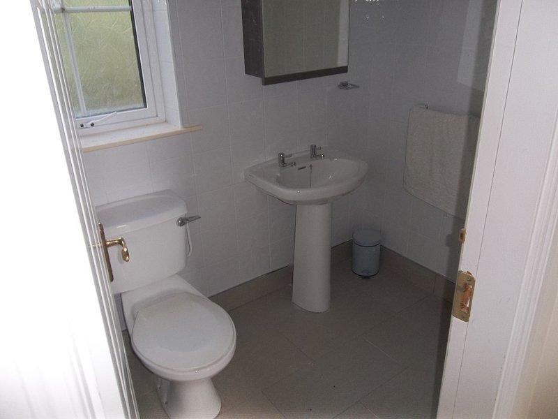 shower room 1 upstairs