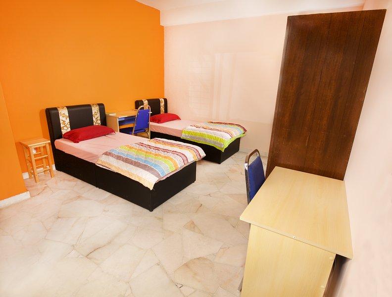 MyCozyStay Room, holiday rental in Petaling Jaya