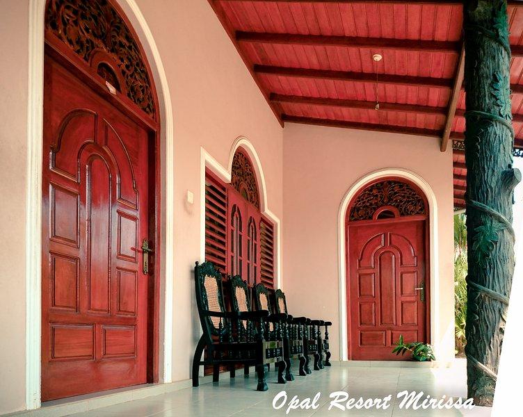 Opal Resort Mirissa #5, holiday rental in Mirissa