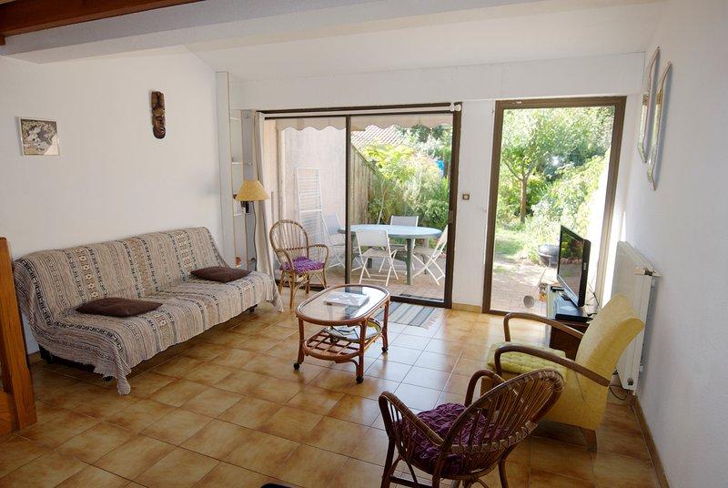 Casa bonita Buen precio por calidad, holiday rental in Capbreton