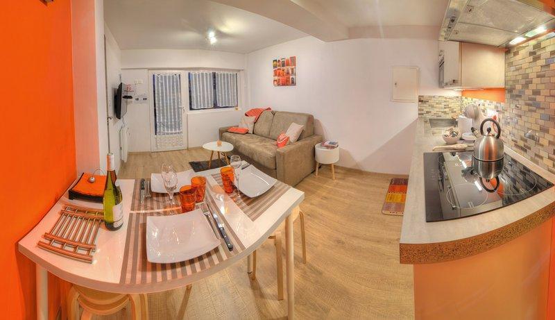La Loge du Mont Granier - appart hôtel, location de vacances à Arvillard