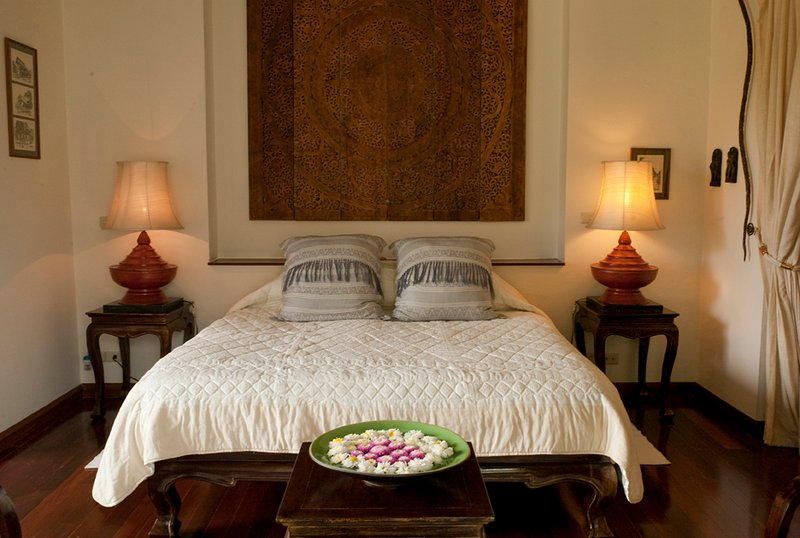 Balinese Suite at Lana Thai Villa, holiday rental in San Sai