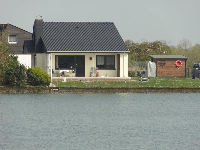Premium-Ferienhaus am See A 9