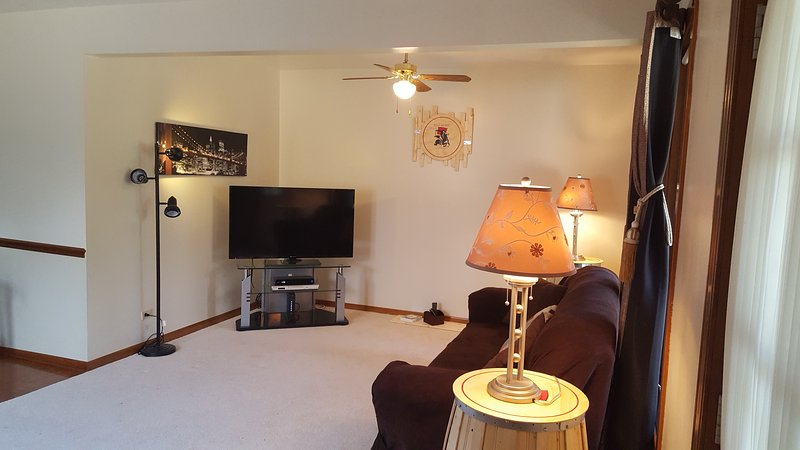 Comfy Quarters, holiday rental in Downers Grove