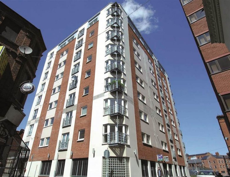 Beautiful Penthouse apartment in city centre.