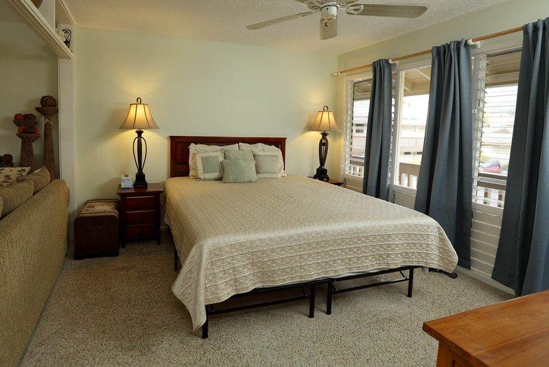 Cal kingsize bed voor uw comfort