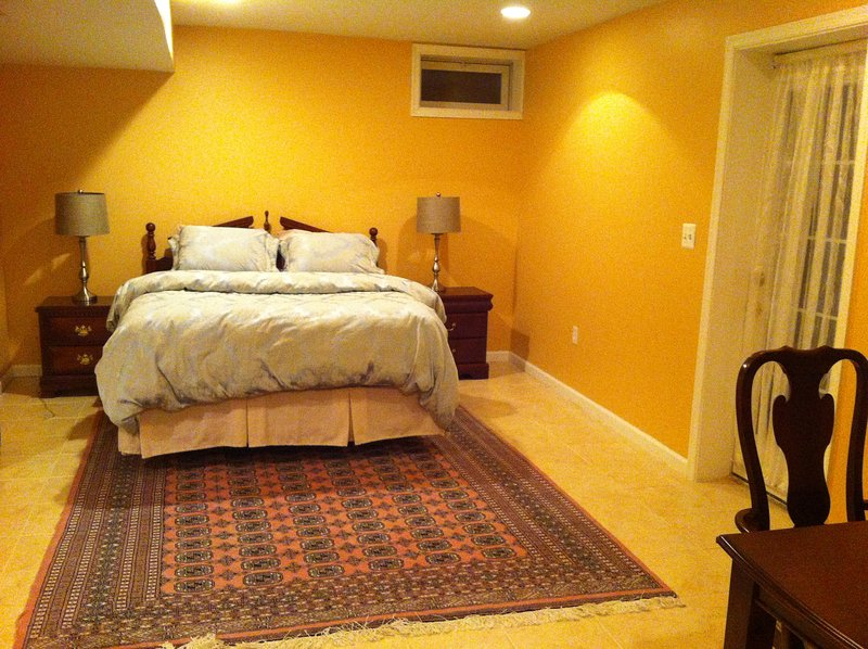 Heavenly Comfort, Spacious Apartment, holiday rental in Woodbridge