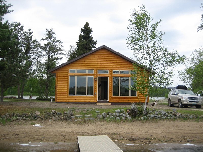 Vacation Home Rental on Big Sand Lake, location de vacances à Park Rapids