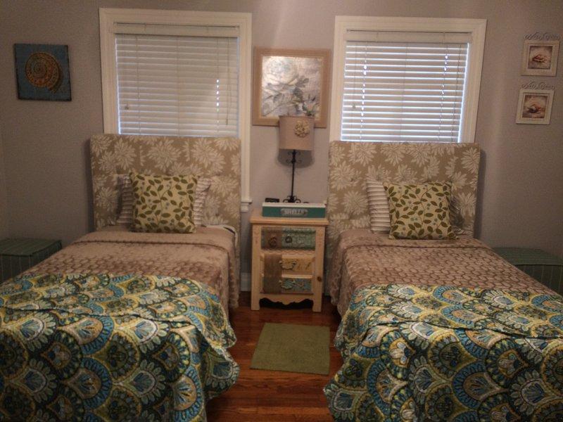 Dos gemelos Dormitorio