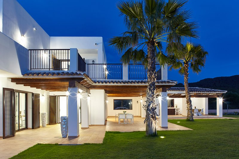 Luxury Villa in Nature Ibiza