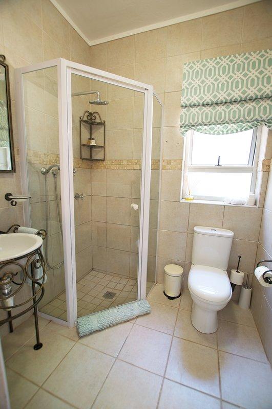 Ensuite bathroom for unit 2