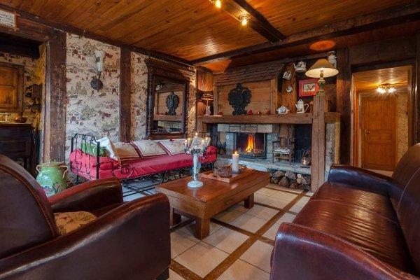 Chalet LA VORAZ, APPARTEMENT COSY**** AVEC SPA ET SAUNA, vacation rental in Chatel