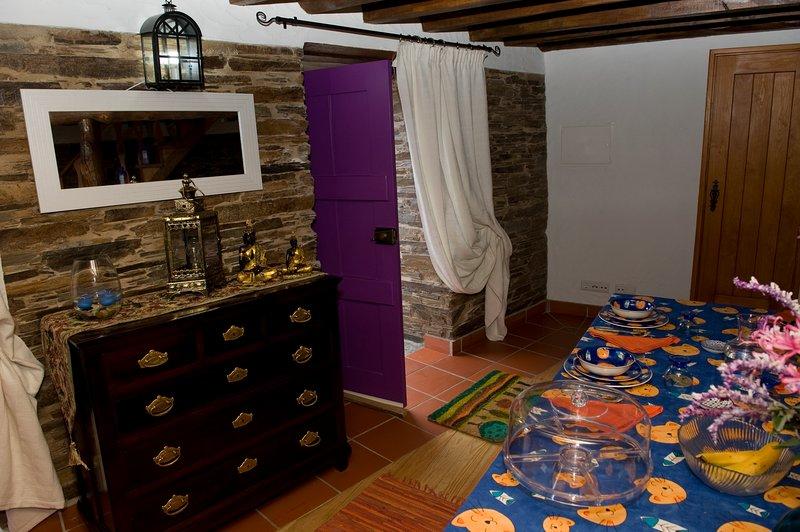 Abrigo da montanha, holiday rental in Nogueira do Cravo