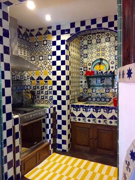 Crazy Casa Cho Co Latte tiles! Read our reviews....you will love San Miguel and our homes.