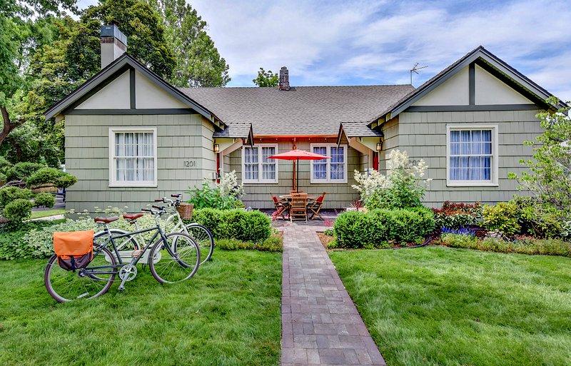 Bienvenue à Foxwood Cottages!