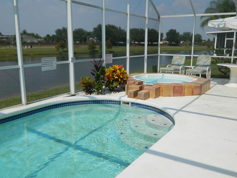 Lakefront 3 Bed 2 Bath Home, vacation rental in Saint Cloud