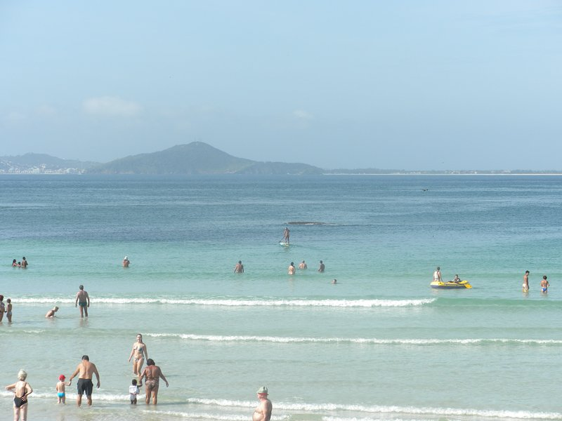 Forte beach with crystal clear and refreshing waters! Close to Casa Nostra Hosting Residential.