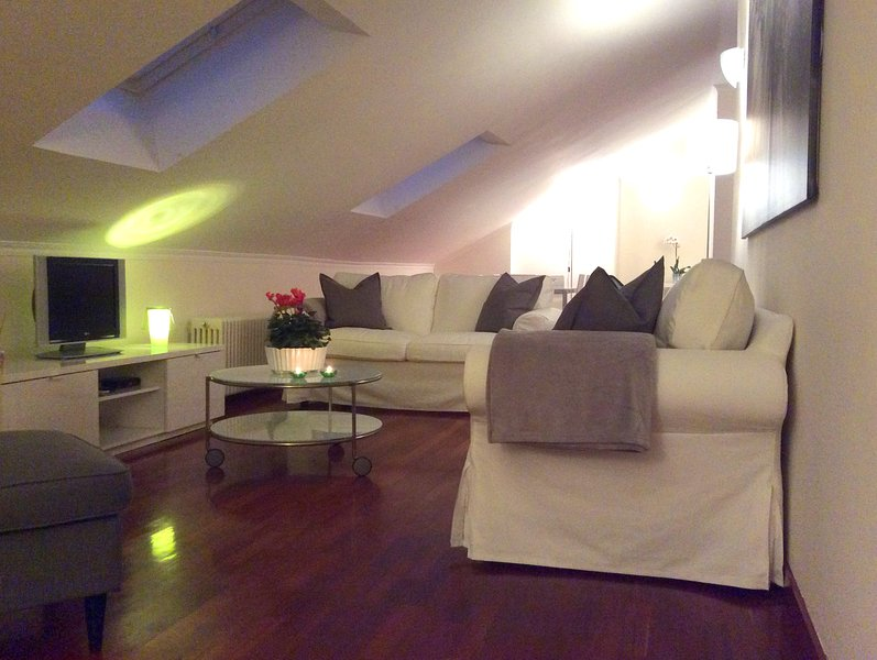 LA MANSARDA, vacation rental in Guarene
