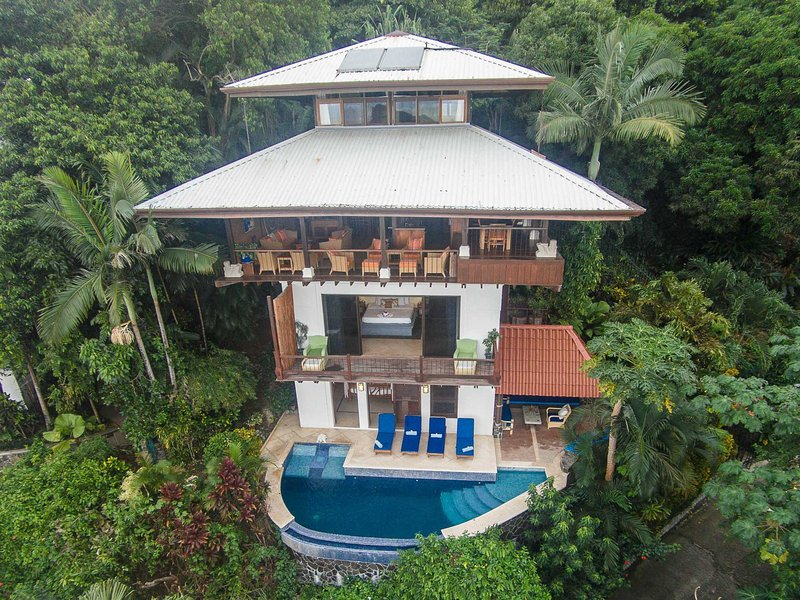 Balinese style of tropical open living all for your vacation stay
