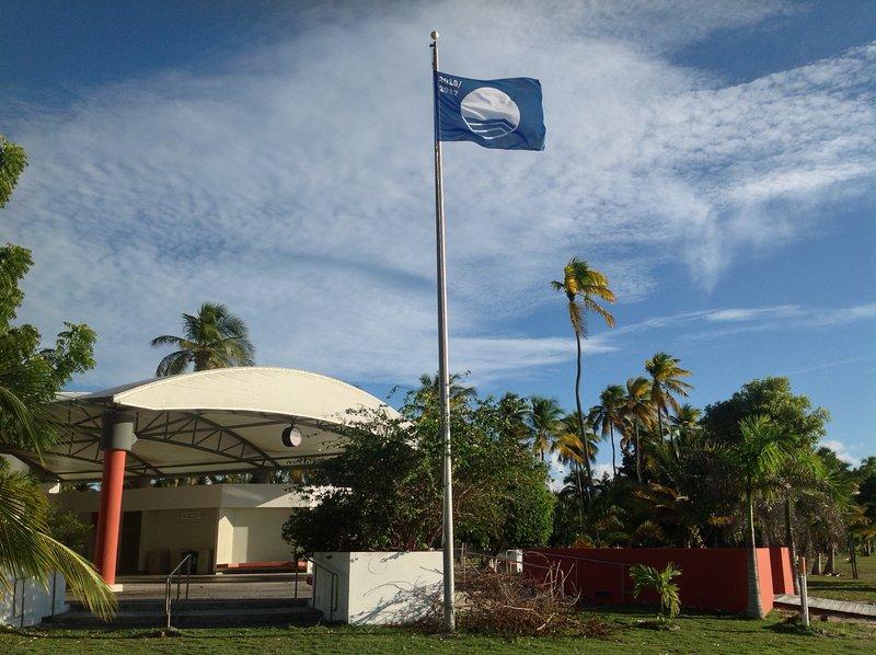 Boqueron Blue flag beach