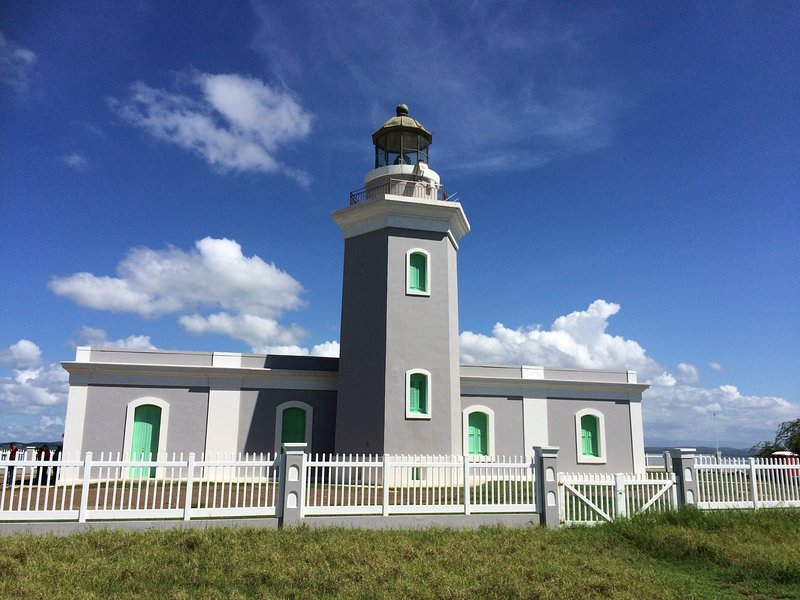 Los Morrillos, Cabo Rojo lighthouse