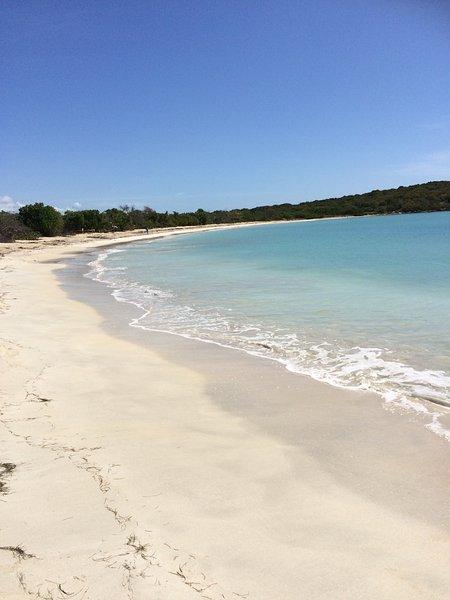 Bahia Sucia beach