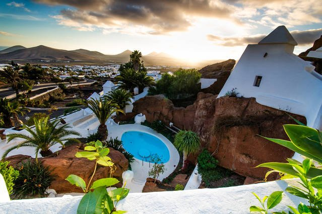 Apartamento único en Lanzarote, aluguéis de temporada em Teseguite
