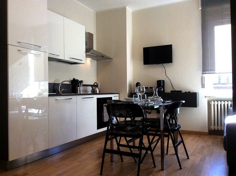 Lilly Rose Apartment, vakantiewoning in Guarene