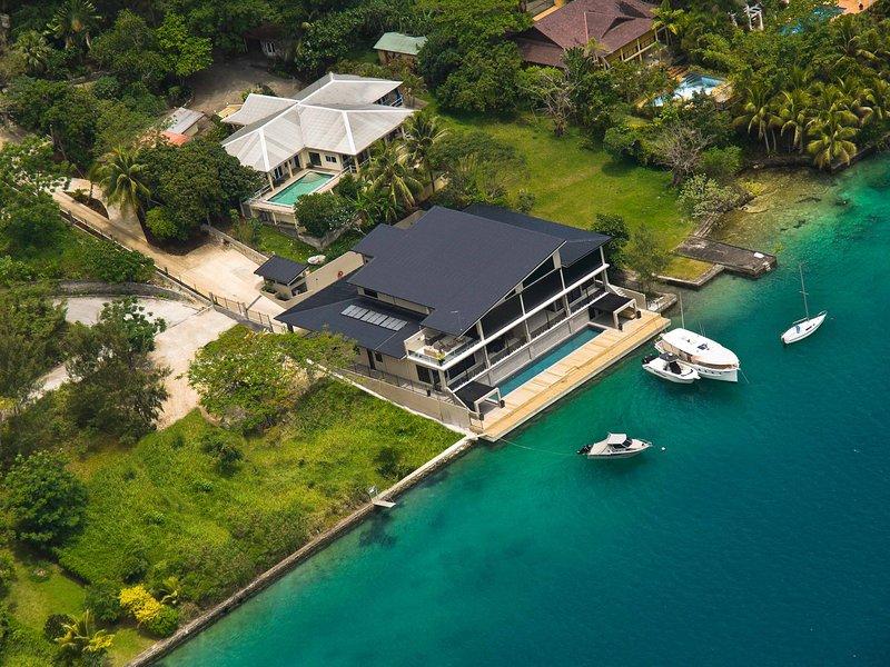 Onyx Luxury Harbour Resort Residences - 5 Hébergement étoiles au cœur de Port Vila, Vanuatu