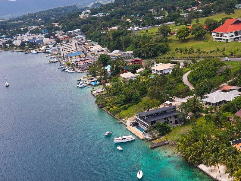 Onyx lujo Harbour Resort Residences - 5 * Alojamiento en el corazón de Port Vila, Vanuatu
